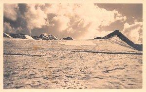 Winter Mountain Scene Austria Unused