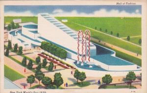 Hall Of Fashion New York World's Fair 1939