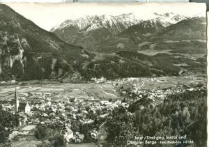 Austria, Imst, Tirol geg. Inntal und Otztlaer Berge