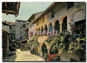 Postcard Modern II Ticino Caslano Pittoresco