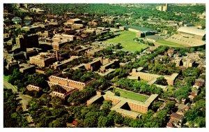 Minnesota  Minneapolis  University Aerial View