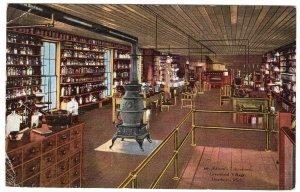 Dearborn, Mich, Edison's Laboratory, Greenfield Village