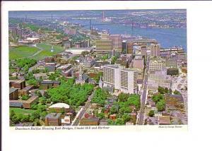 Downtown, Halifax, Nova Scotia, Canada,
