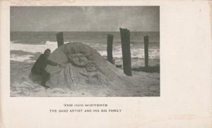 The Odd Souvenir, The Sand Artist and His Big Family, 10-20s