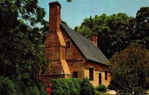 Virginia Virginia Beach The Adam Thoroughgood House