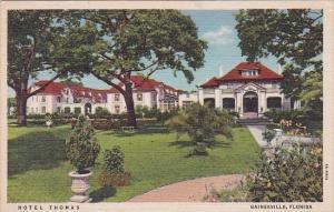 Florida Gainesville Hotel Thomas