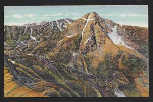 Holy Cross Mountain Colorado Unused c1934