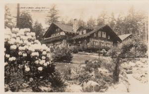 RP: VANCOUVER, B.C., 1910-30s ; Grotto & Pavilion , Stanley Park
