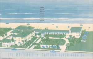 The Whitehall Hotel Daytona Beach Florida 1952
