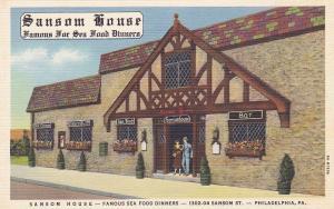 Sansom House , Philadelphia , Pennsylvania , 30-40s