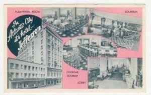 Multi-Views, In The Atlantic City It's Hotel  JEFFERSON, New Jersey, PU-1957