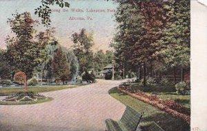 Pennsylvania Altoona Along The Walks Lakemont Park