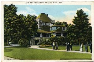 The Refractory - Niagara Falls, Ontario, Canada - pm 1924