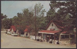 Mel's Market & Cabins,Eureka Springs,AR Postcard