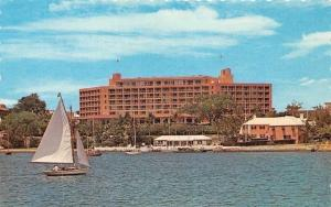 Bermuda Bermudian Hotel Hamilton Harbour Pembroke Parish Boat