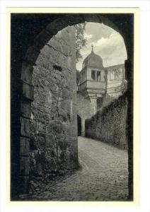 Aufgang Mit Altan-Erker, Schloss Heidelberg (Baden-Württemberg), Germany, 19...