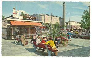 Netherlands, Rotterdam, Coolsingel, 1960s used Postcard