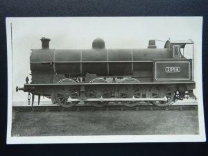 LMS London Midland & Scottish Railway STEAM LOCOMOTIVE No.1384 RP Postcard
