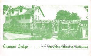 Coronet Lodge Bloomingburg NY Unused