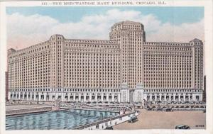 Illinois Chicago The Merchandise Building