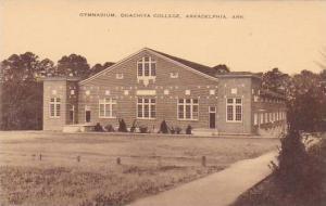 Arkansas Arkadelphia Gymnasium Ouachita College Artvue