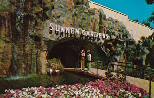 Florida St Petersburg Sunken Gardens Main Entrance Gift Shop