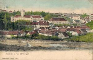 Czech Republic Pozdrav z Hor Stribrnych 02.21