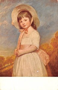 Miss Willoughby by Romney Mellon Collection, Washington D.C. Artist Unused