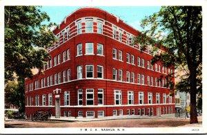 New Hampshire Nashua Y M C A Building 1932 Curteich