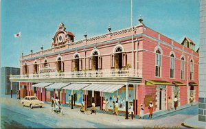 Barbados Da Costa & Musson Broad Street Unused Model Postcard F52