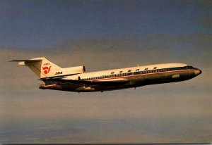 Airplanes Japan Domestic Airlines Boeing 727-089