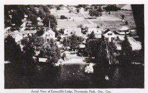 RP: Earnscliffe Lodge, THURSTONIA PARK , Ontario , Canada , 30-40s
