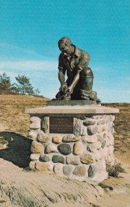 LAND'S END, Bailey Island, Maine, 1940s-Present; The Maine Lobsterman
