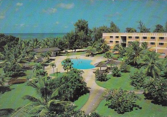 Saipan Beach Inter-Continental Inn Overlooking Tanapag Lagoon