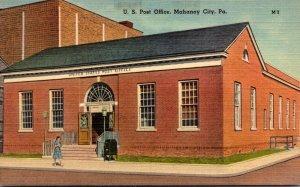Pennsylvania Mahanoy City Post Office
