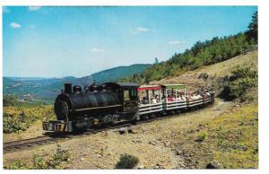 Ashland PA Old Steam Lokie Anthracite Coal Train Tourist RR