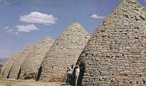 Ward Charcoal Ovens State Park, Nevada, 40-60´s