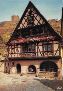 France Kayserberg, Maison pittoresque au pied du Chateau Castle