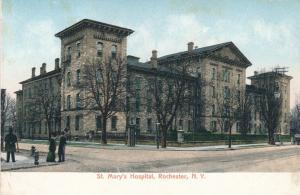 St Mary's Hospital, Rochester, New York - UDB