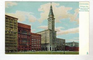 2231 Tuck's No. 2206  IL Chicago     Michigan Avenue Athletic Club , Mon...