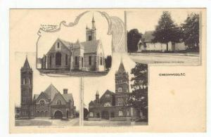 Churches of Greenwood, South Carolina, 00-10s