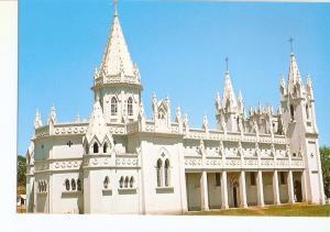 Postal 031655 : San Lorenzo (Paraguay). Iglesia