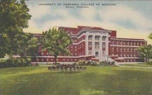 Nebraska Omaha University Of Nebraska College Of Medicine