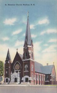 New Hampshire St Aloysius Church