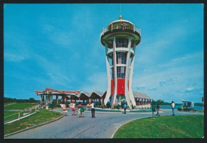 Seletar Reservoir Singapore 1970s S.W. # S6653 Travel Postcard Architecture Asia