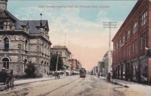 Talbot Street, East, St Thomas , Ontario , Canada , 00-10s