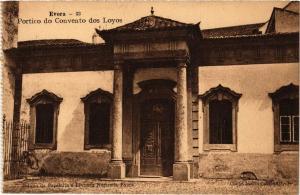 CPA Evora- Portico do Convento dos Loyos, PORTUGAL (760812)