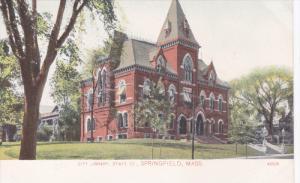 City Library , SPRINGFIELD , Massachusetts , 00-10s