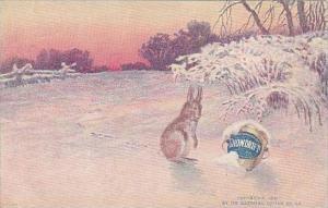 Advertising Southern Cotton Oil Snowdrift