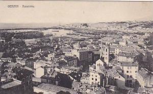 Panorama Of Genova (Liguria), Italy, 1900-1910s